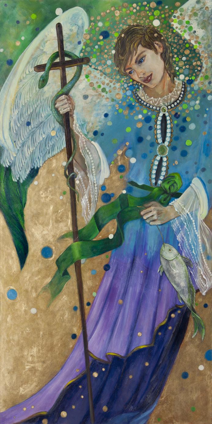 Archangel Series Rafael